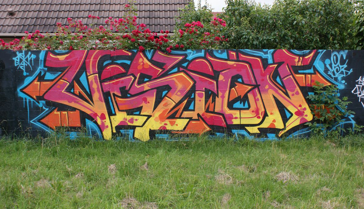 Album - Graffitis Dept 93 Tom 021
