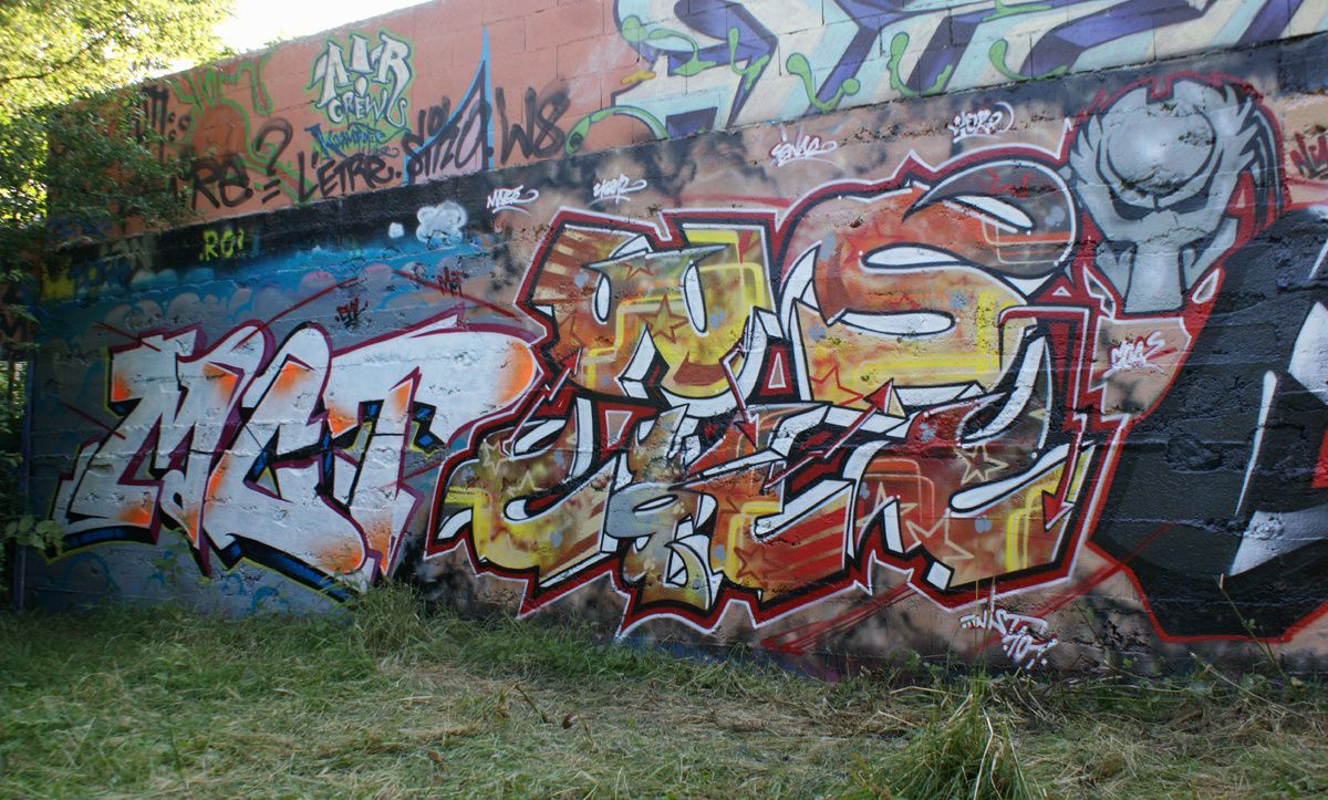 Album - Graffitis Dept 93 Tom 022