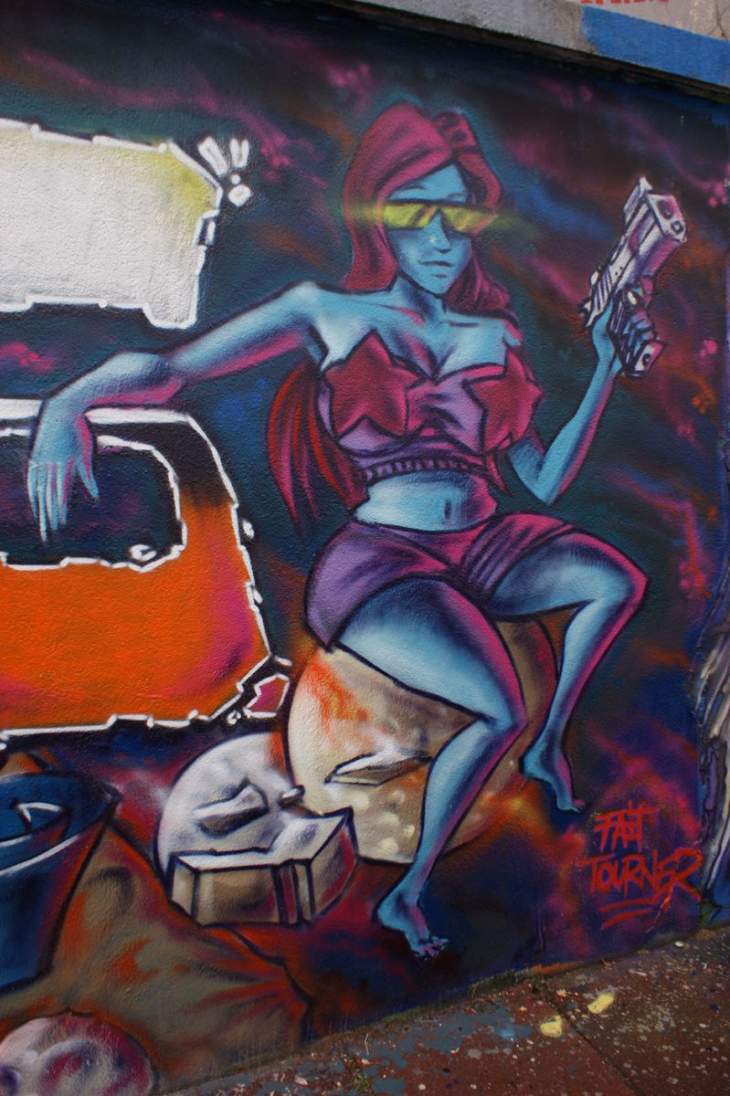 Album - Graffitis Dept 93 Tom 022