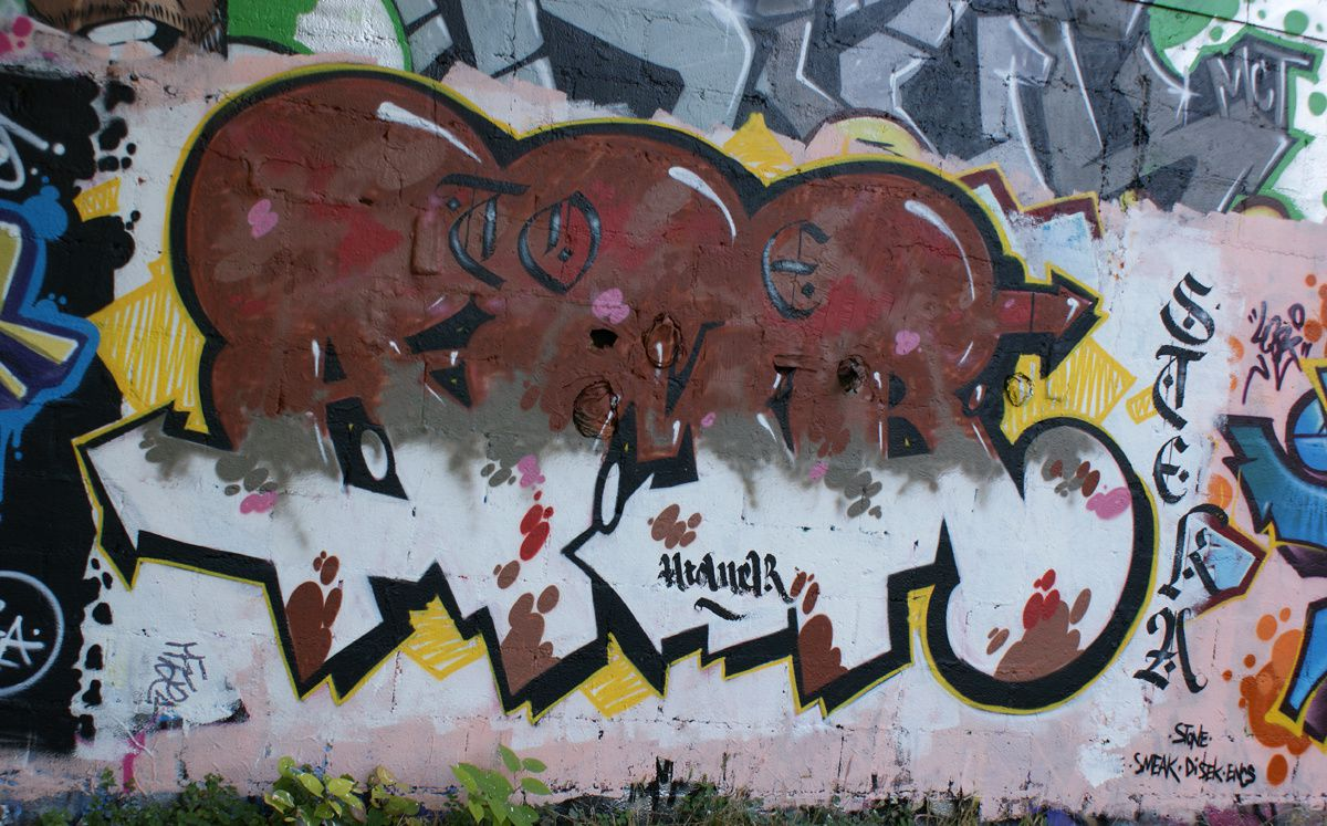 Album - Graffitis Dept 93 Tom 023
