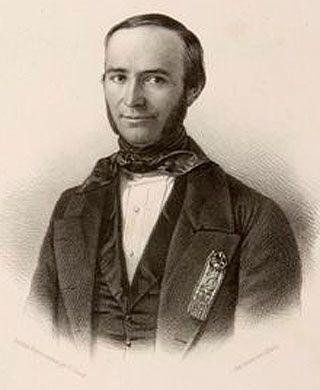 Agricol Perdiguier - portrait (1805-1875)