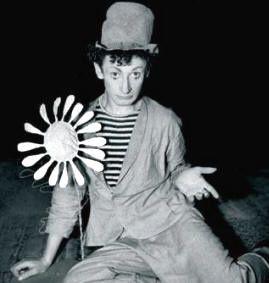 Mime Marcel Marceau 1947