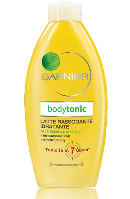 cellulite, anti-cellulite, garnier, body tonic, body tonique, lait, raffermissant, peau lisse, peau d'orange, capitons