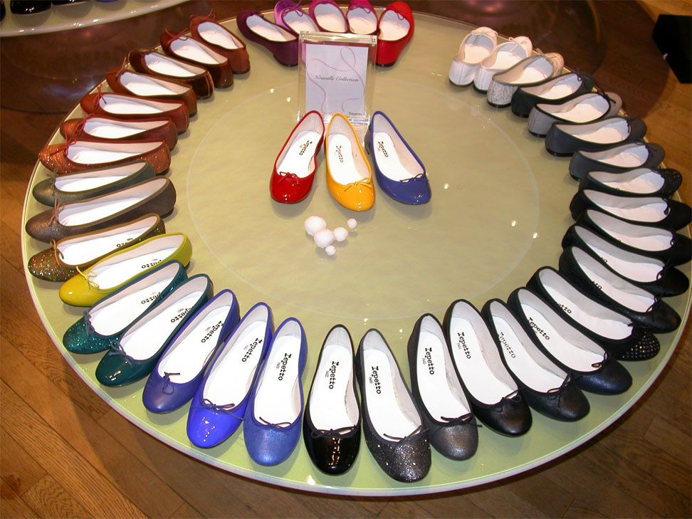 ballerines, farandole, chaussures, plates