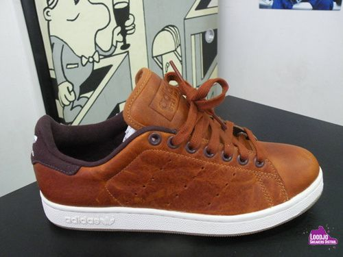 stan smith 2 brown leather