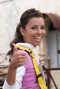 Vidéo : Eva Longoria (Desperate housewives) et Tony Parker à Fort Boyard