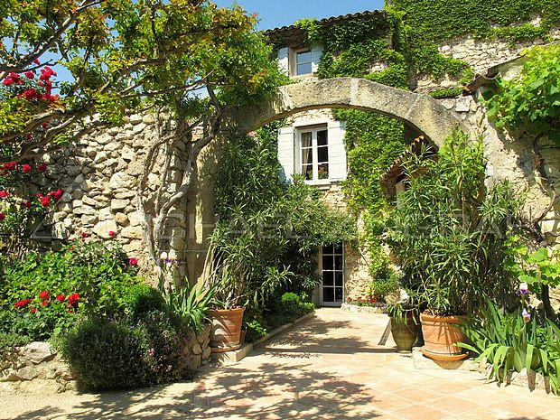 Le blog de dacaio for Vieille maison en pierre