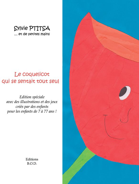 """Le coquelicot qui se sentait tout seul"" en version audio !"