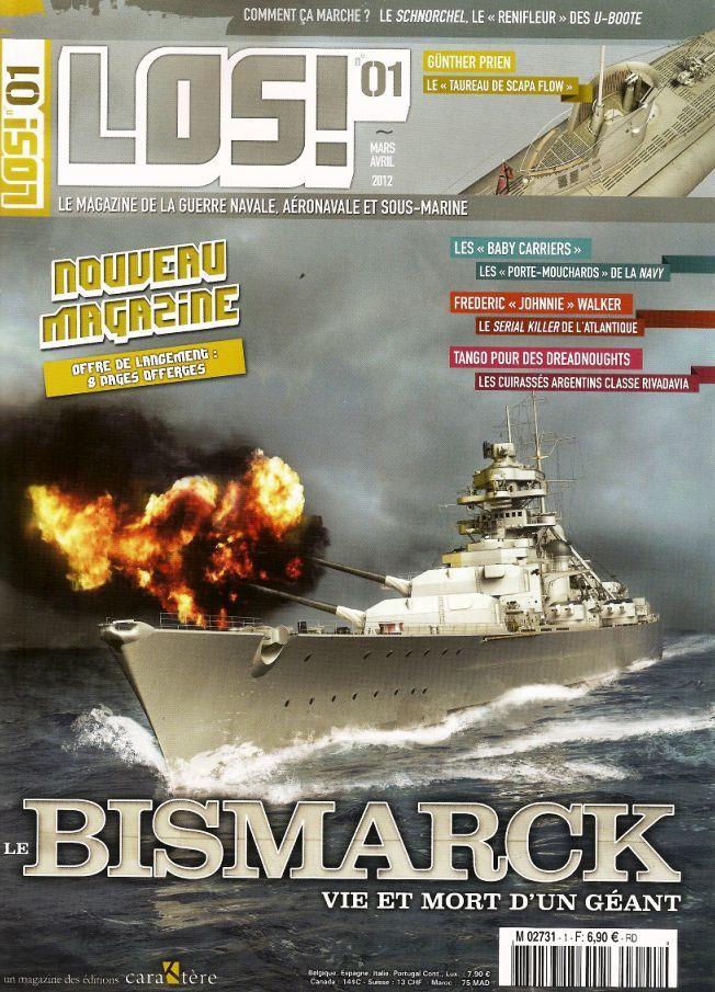 Dans ce n°01 il y a 2 articles sur les sous-marins