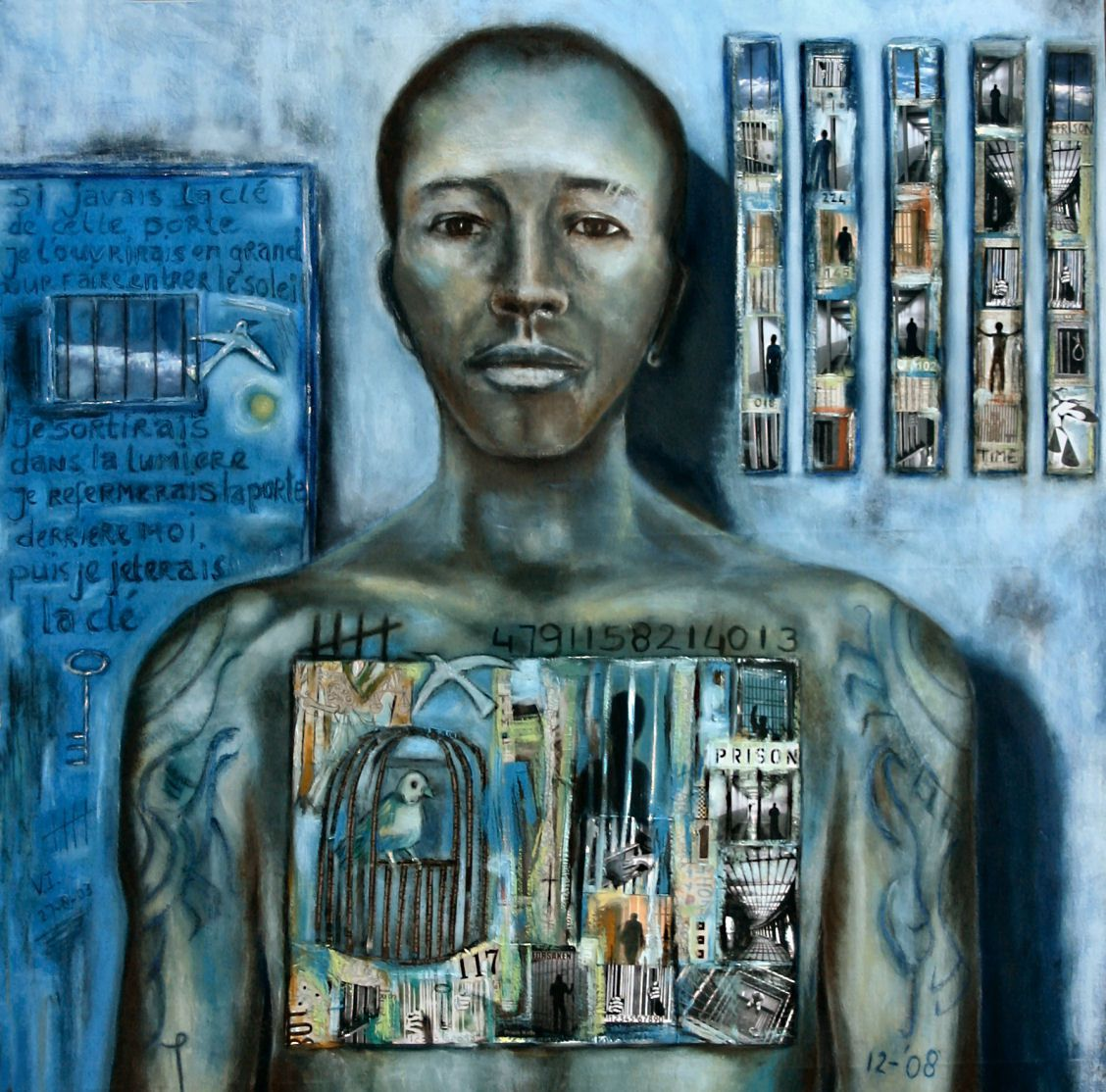 Album - Huiles sur toiles 2004-2008