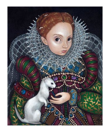 jasmine-becket-griffith-queen-elizabeth-i-and-an-ermine--a-.jpg