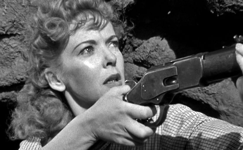 Image result for woman with winchester rifle