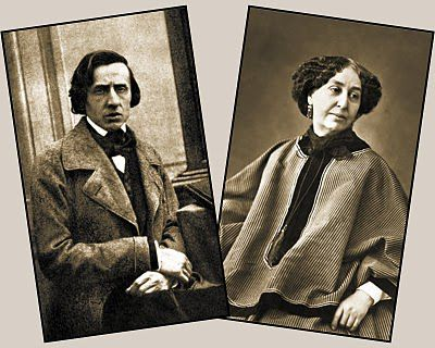 frederic chopin and george sand relationship problems