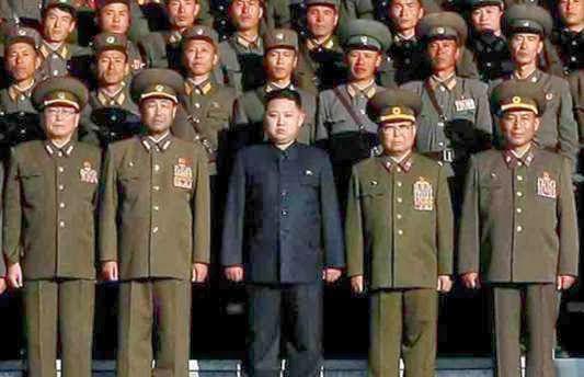 Corée du Nord (président)