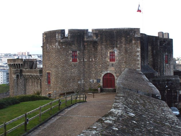 Chateau brest