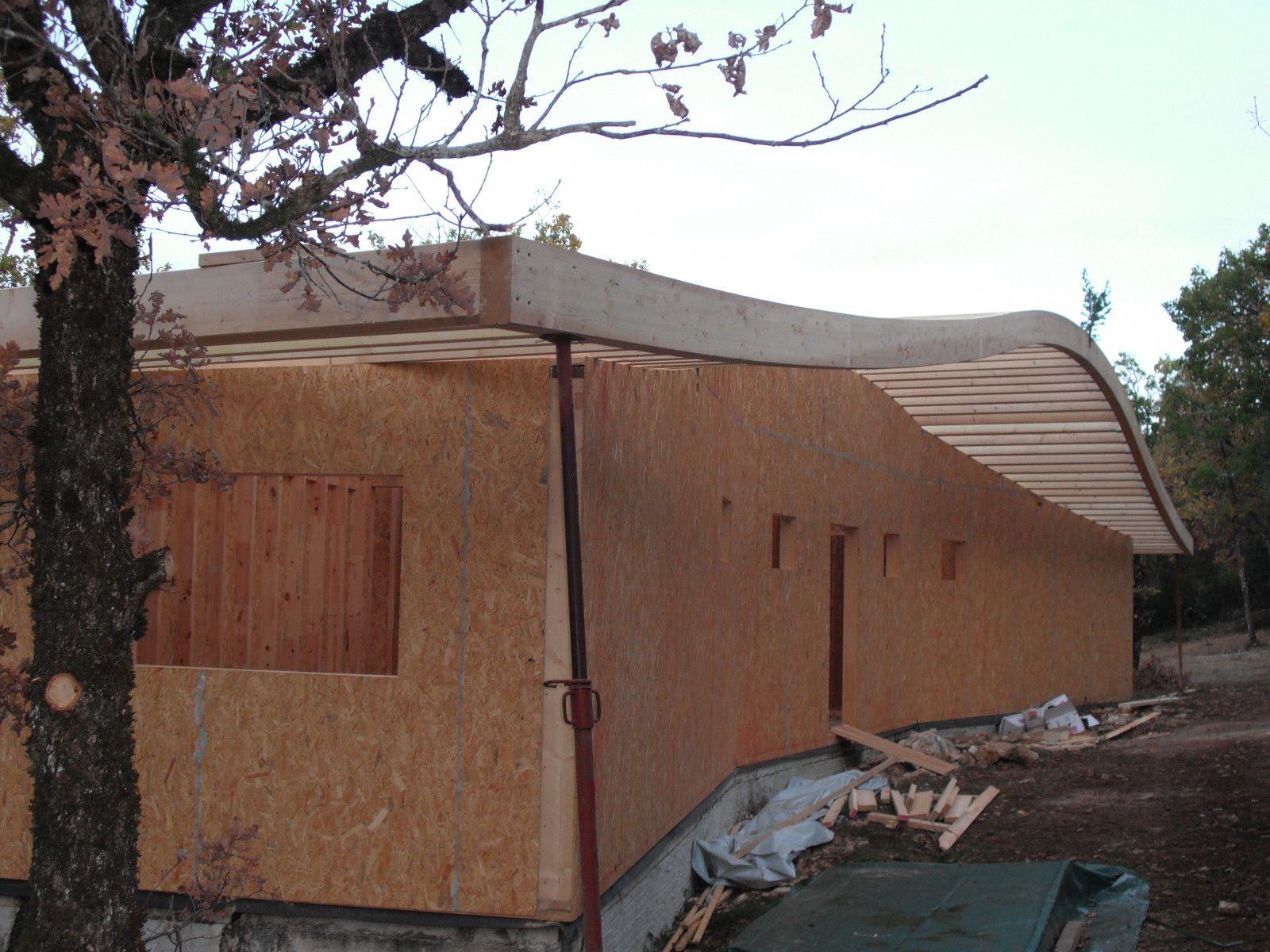 Album chantier 2012 batitec constructeur construction for Entreprise construction maison bois