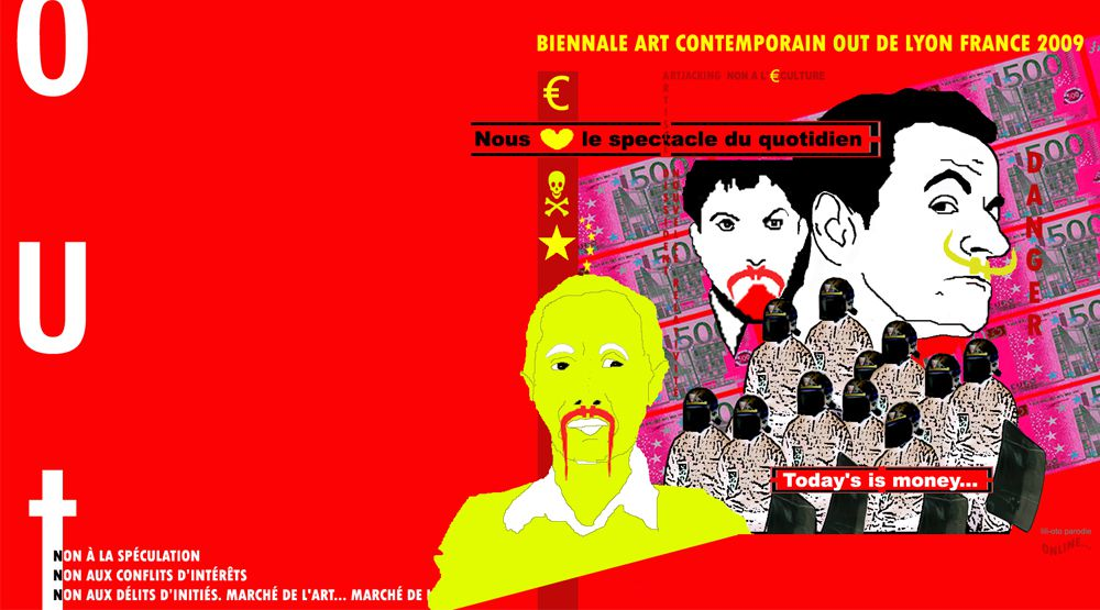 biennale art contemporain lyon