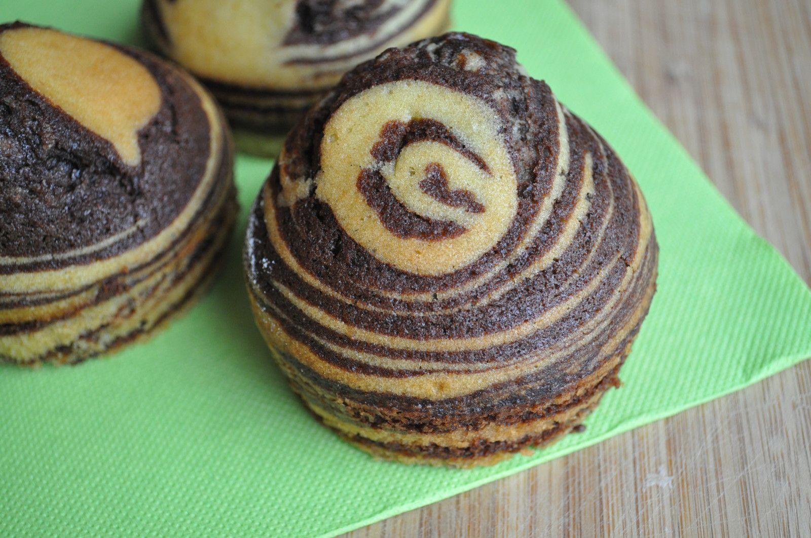 Gateau Marbre Zebre Thermomix Moule  Ef Bf Bd Cake