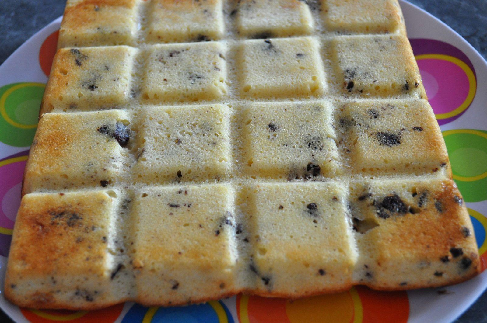 Recette gateau au yaourt noix de coco pepite de chocolat