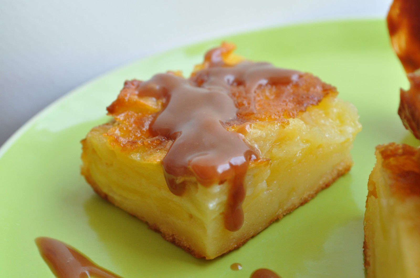 Cake Pommes Thermomix