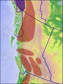 Wrangell volcanic belt