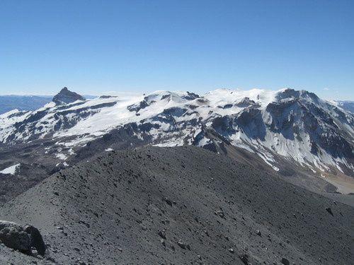 Hualca hualca du Sabancaya - Summitpost - Tim
