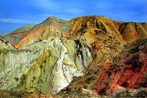Xinjiang-mud-volcano-group---China-xinjiang.jpg