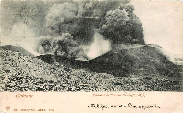 1892.07.06. - Etna - F.Cannizzo