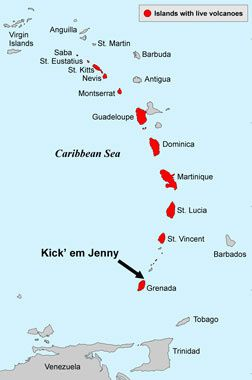 southern Grenadines - West Indies un.
