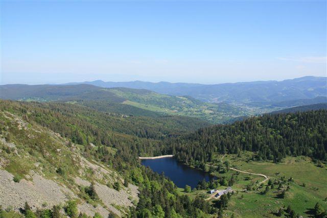 Lac du Forlet Vosges