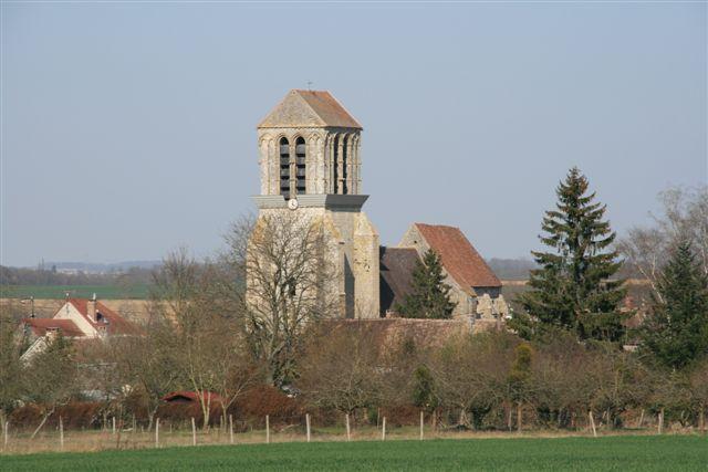 Lizines : église Saint-Georges
