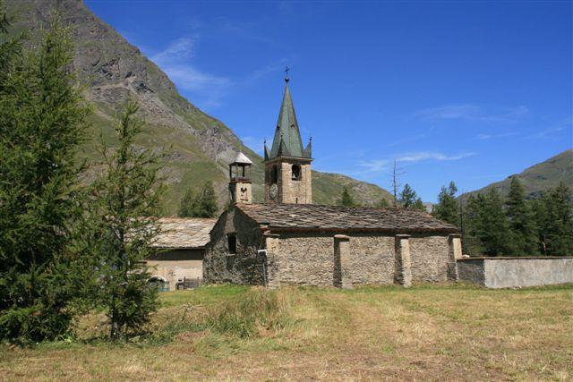 Bessans : chapelle Saint-Antoine