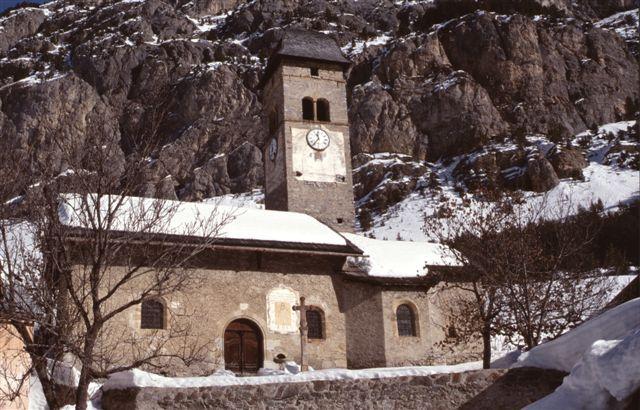 Plampinet : église