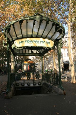 station métro Abbesses