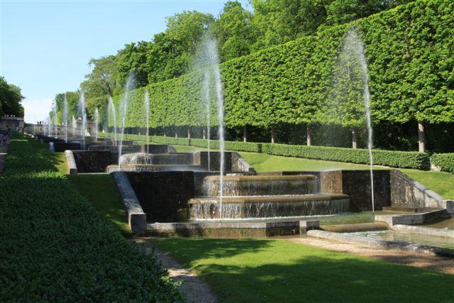 Grande cascade du Parc de Sceaux
