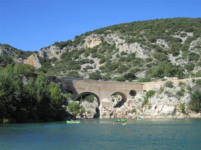 Pont du Diable gorges Hérault