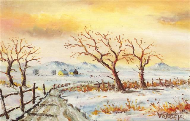 paysage d'hiver (Small)