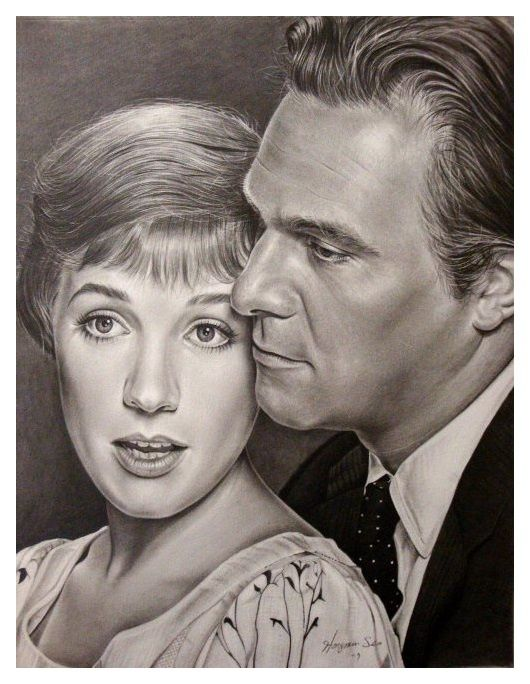 12 - Julie Andrews & Christopher Plummer - (Hongmin)