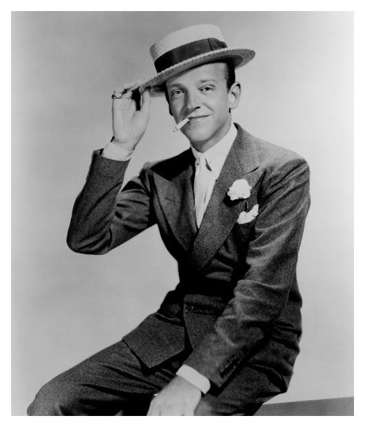 Chapeau canotier - Fred Astaire