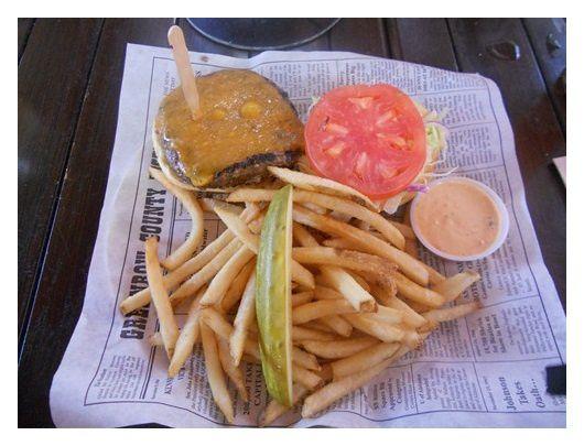 Floride - 012 - Déjeuner au Bubba Gump