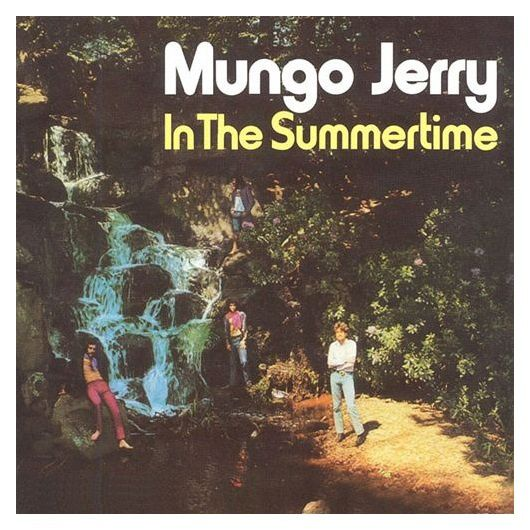 Mungo Jerry - 1970 - In the summertime - 00 - Cover