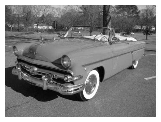 Stephen King - 22.11.63 - Ford 1954 Sunliner