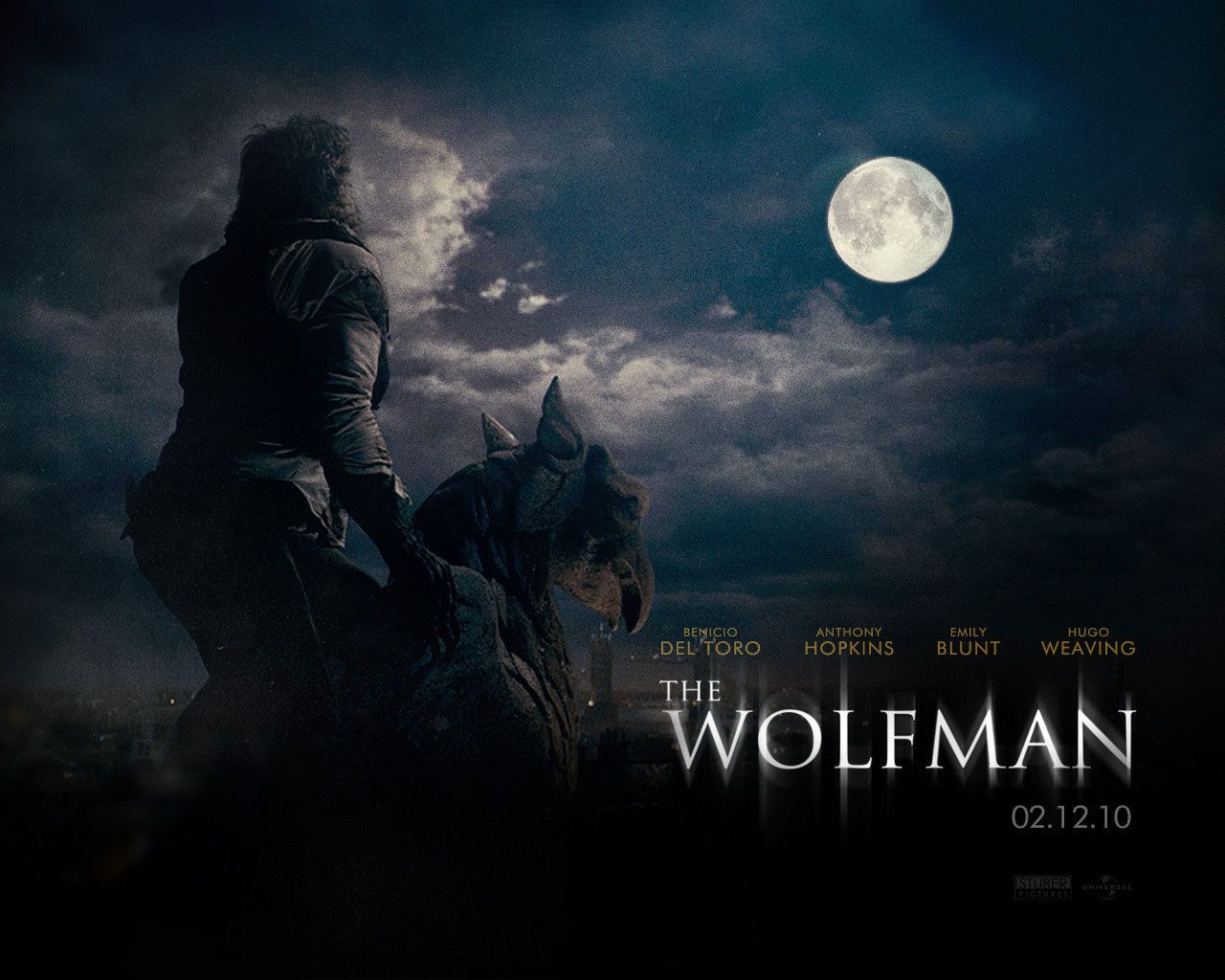 the wolfman dreamick movies