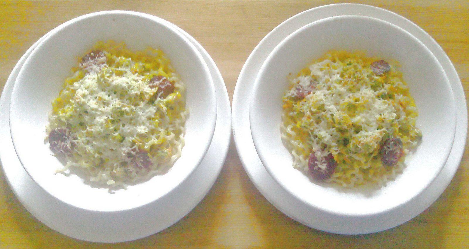 Fran ois cuisine domicile le plat du jour etel morbihan 56 fusilli aux coques sauce - Cours de cuisine morbihan ...