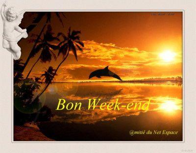 Super bon week end pour tous - Bon week end a tous ...