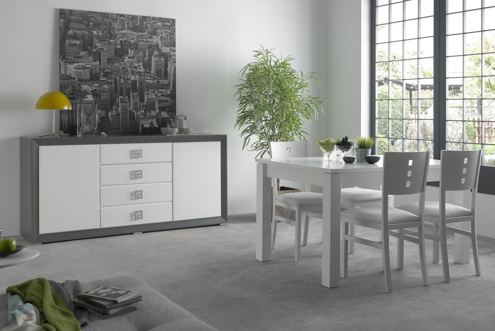 Album meubles laques exodia home design tables ceramique canapes salons - Meuble de salon modulable ...