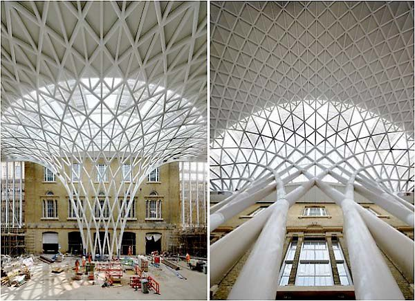 Archi gare king cross de londres jo 2012 le blog de easydoor - Gare king cross londres ...