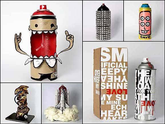 ArtGraffitiPeinture Bombe   Le Blog De Easydoor