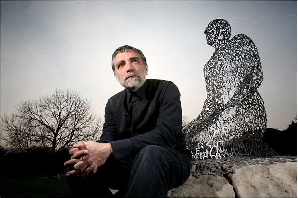 Jaume Plensa-portrait