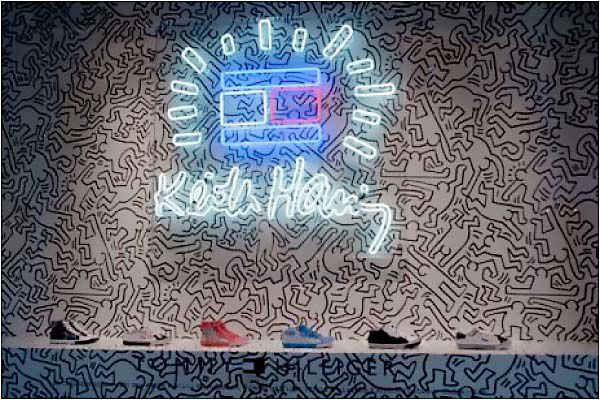 Haring-Boutique